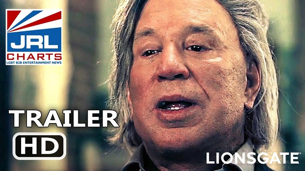 ADVERSE Trailer (2021) Mickey Rourke Crime Thriller Drama