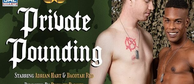 Active Duty Presents Private Pounding-Dacotah-Red-and-Adrian-Hart-Flip-Fuck-jrl-charts