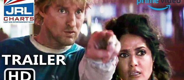 BLISS Official Sci-Fi Trailer (2021) Owen Wilson-Salma Hayek-2021-01-12-JRL-CHARTS-Movie-Trailers