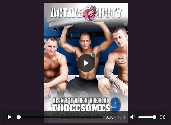 Battlefield Threesomes 9 DVD Official Trailer NSFW