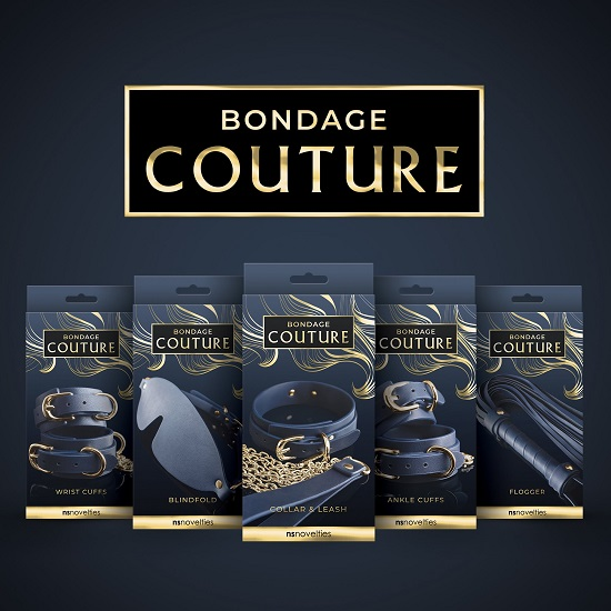 Bondage Couture Collection by NS Novelties-Packaging