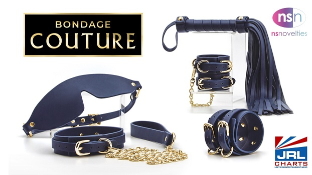 Bondage Couture by NS Novelties is the Perfect Valentine's Day Gift for Fetish Lovers