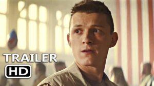 CHERRY Official Trailer (2021) Tom Holland, Thriller Movie HD-0000