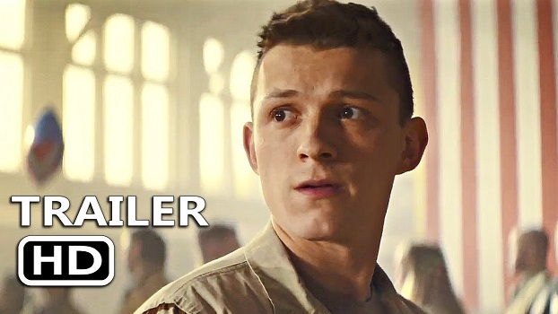 CHERRY Official Trailer (2021) Tom Holland, Thriller Movie HD-0000