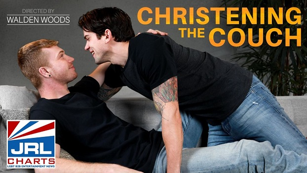 Christening The Couch-Member Fantasy-gay-raw-Dacotah Red-Dakota Payne-Next-Door-Studios