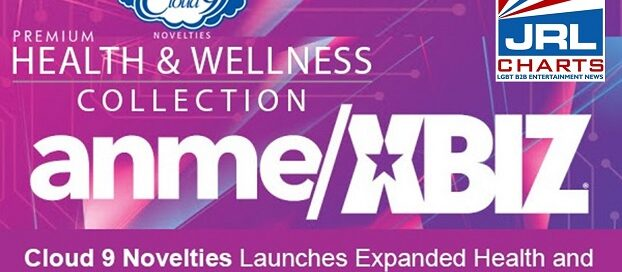 Cloud 9 Novelties Launches it's Expanded Health and Wellness Assortment During the 2021 ANME-XBIZ Virtual Event