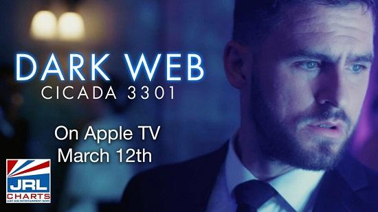 Dark Web Cicada 3301 (2021) Sci-Fi Series-Poster-Lionsgate-AppleTV-2021-01-31-jrl-charts