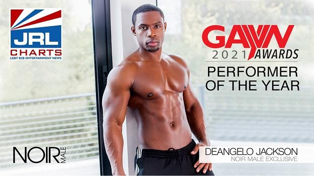 DeAngelo Jackson named GayVN 2021 Performer of the Year-2021-01-20-jrl-charts