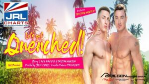 Falcon Studios' Let's Get Quenched Streets on DVD-VOD-2021-01-25-JRL-CHARTS