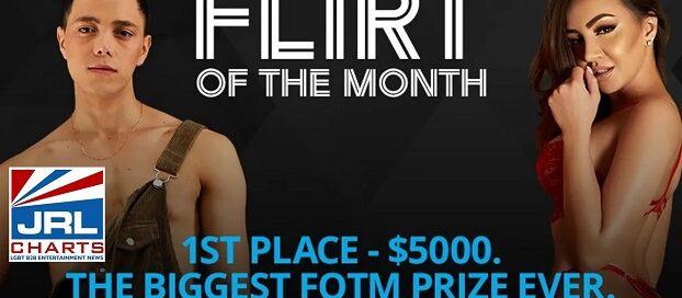 Flirt4Free Announce $5,000 for Flirt of the Month Title-2021-01-06-JRL-CHARTS