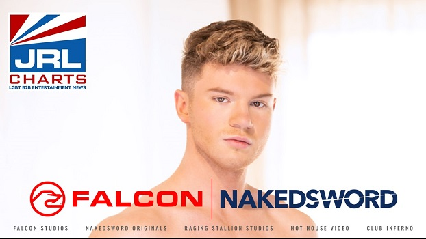 Gorgeous Dean Young Signs with Falcon-NakedSword-2021-01-27-jrl-charts