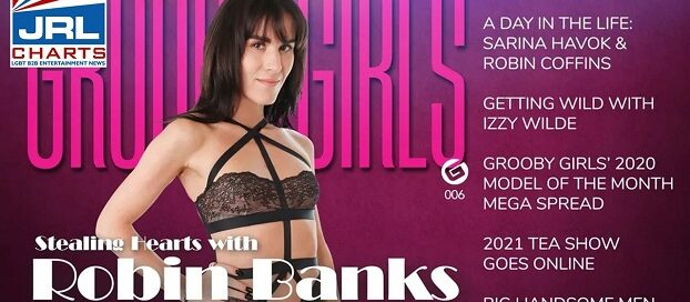 Grooby Girls Issue #006 Magazine Hits Digital Newsstands-2021-01-07-JRL-CHARTS