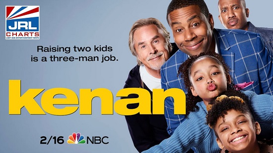 Kenan (NBC) Trailer HD-Cast-NBC Televion