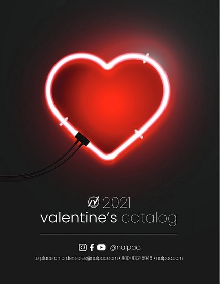 Nalpac 2021 Valentine's Day Digital Catalog
