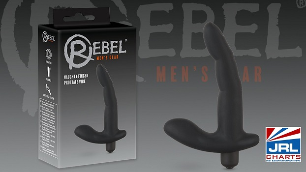 ORION Wholesale unveil its new Naughty Finger from REBEL-2021-01-12-JRL-CHARTS