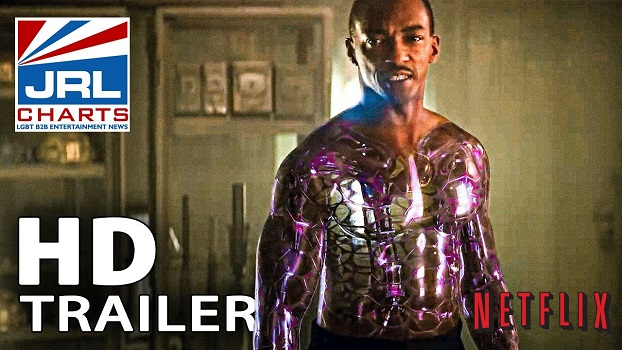 OUTSIDE THE WIRE Trailer 2-Anthony Mackie Sci-Fi Thriller-2021-01-06-JRL-CHARTS-Movie-Trailers