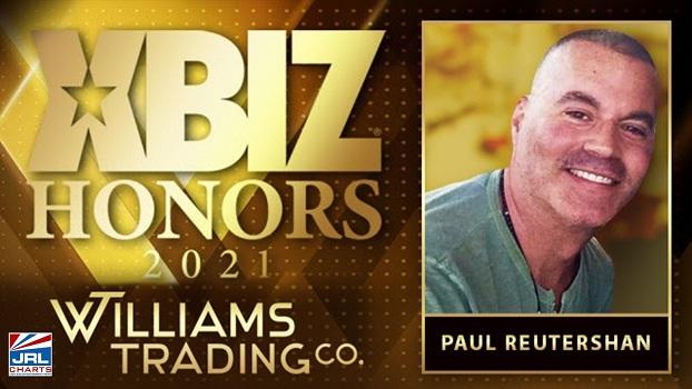 Paul Reutershan honored as XBIZ Community Figure of the Year-2021-01-19-jrl-charts