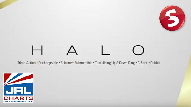 SHOTS debut its stunning VIVE023 HALO Commercial-2021-01-19-jrl-charts-pleasure-products