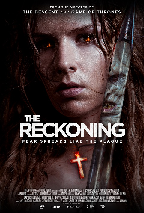 The Reckoning Official Poster RLJE Entertainment Poster
