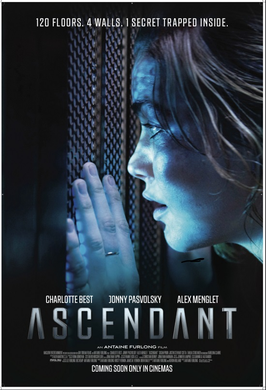 Ascendant Official Poster - Day Dream Films-Maslow-Entertainment (2021)