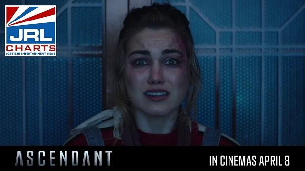 Ascendant Official Trailer (2021) Terrifying Sci-Fi Thriller