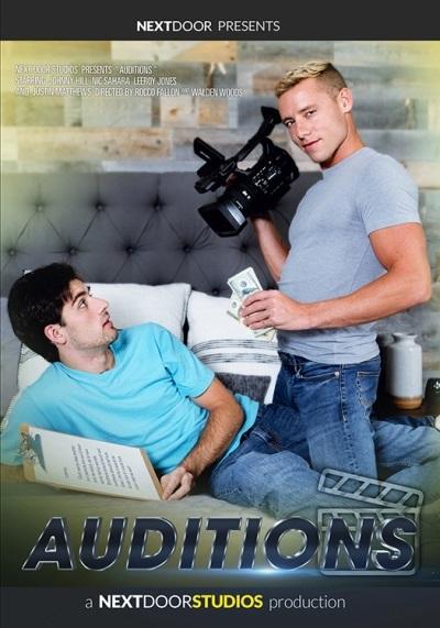 Auditions DVD-Next-Door-Studios-front-cover