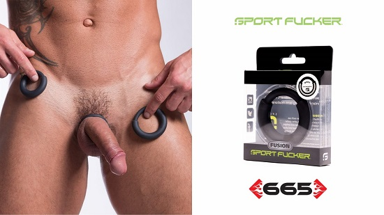 BOOST Fusion Ring by Sport Fucker™ -665-Leather-665-Distribution (2)