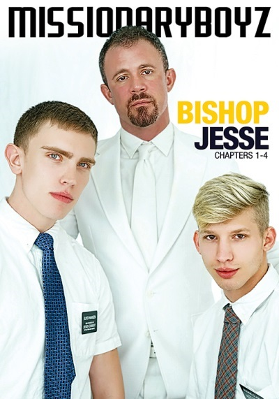Bishop Jesse Chapters 1-4 DVD-front-cover