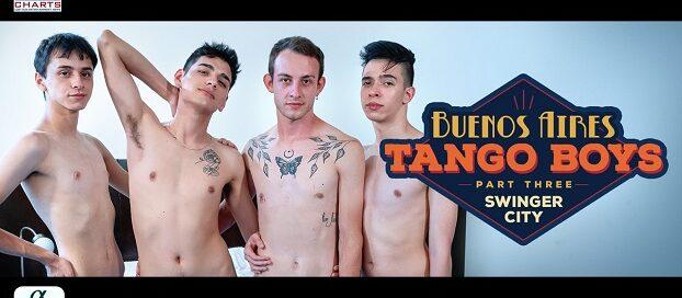 Buenos Aires Tango Boys EP03-Swinger City-Latin-twink-bareback-Helix-Studios