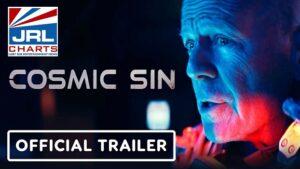 COSMIC SIN Trailer #2 (2021) Bruce Willis Sci-Fi Thriller
