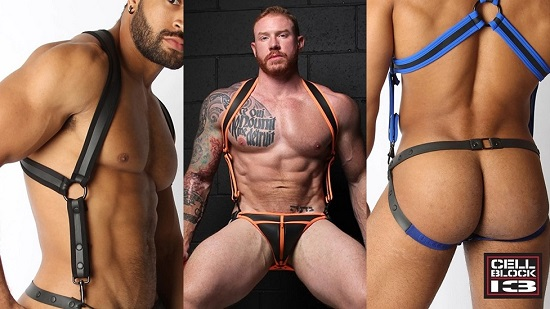 CellBlock 13 Apparel Rebel Neoprene Harness and Jockstrap-2021-02-16-jrl-charts-mens-apparel