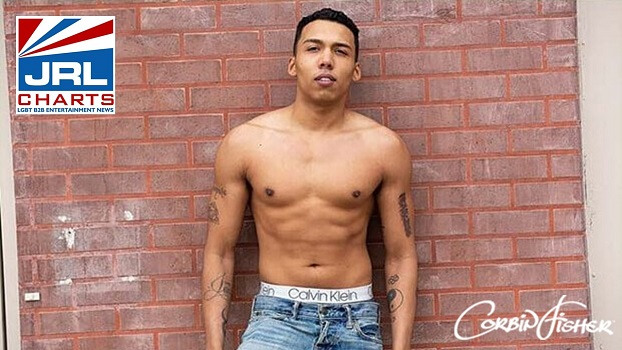 Corbin Fisher unveils LEO to Gay Adult Film Industry-2021-02-28-jrl-charts