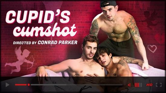 Cupid's Cumshot-official NSFW Trailer-Next-Door-Studios
