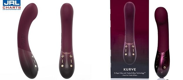 Entrenue & Kurve G-spot Vibe by Hot Octopuss Ink Distro Deal-2021-02-24-jrl-charts