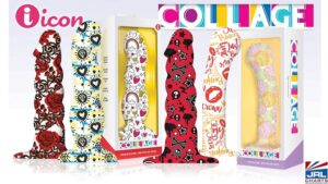Icon Brands Unveils Tattooed Love Toy Collection 'Collage'