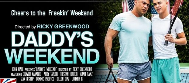 Icon Male Studios Daddy's Weekend debuts on VOD-2021-02-18-jrl-charts