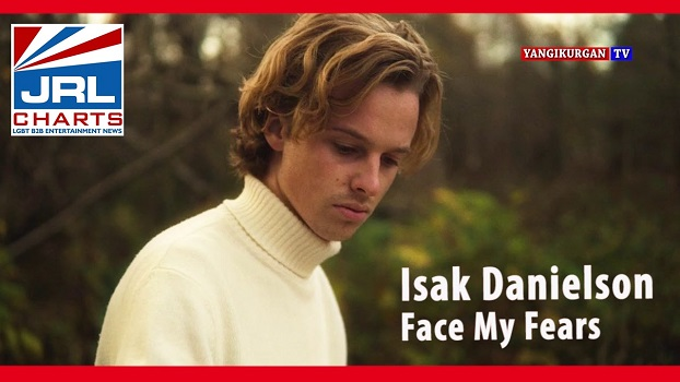 Isak Danielson - Face My Fears Muisc Video-2021-02-20-jrl-charts-gay-music-news