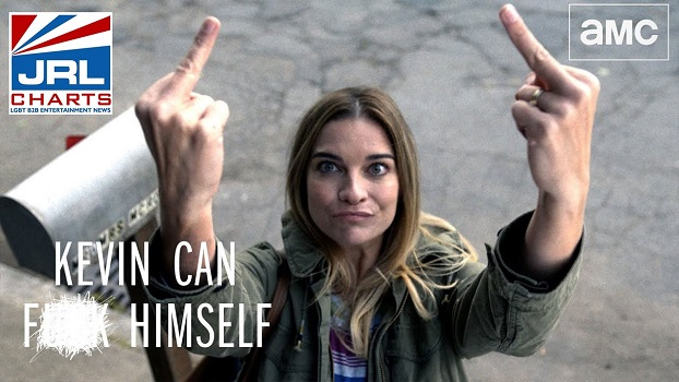 Kevin Can FuckK Himself Official Trailer-AMC-Streaming-2021-02-19-jrl-charts