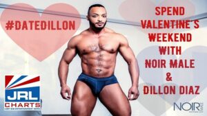 Noir Male and Dillon Diaz Host Virtual Valentine's Date-2021-02-10-jrl-charts