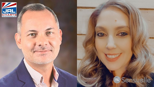 Patrick Lyons joins Nu Sensuelle as Chief Strategy Officer & April Hoopes joins as Director of Sales