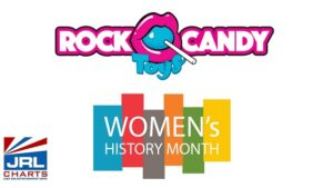 Rock Candy Toys Celebrate Women of Adult Biz During Women's History Month