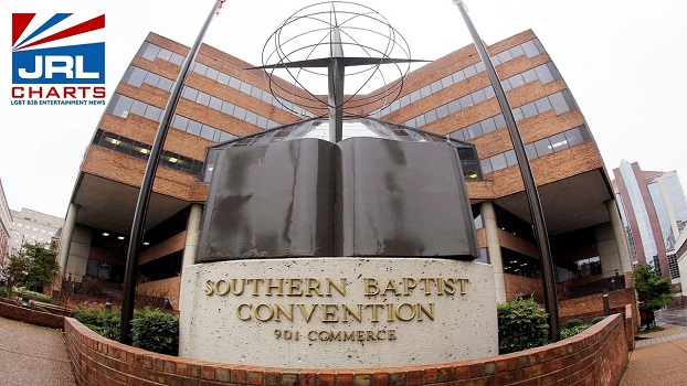 Southern Baptist Convention Bans Two Churches for LBGTQ-Inclusivity-2021-02-23-jrl-charts-LGBT-politics