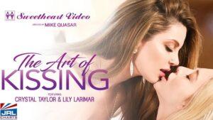 Sweetheart Video - The Art of Kissing-Mike Quasar-Lesbian-Erotica-2021-02-10-jrl-charts-Lesbian-News