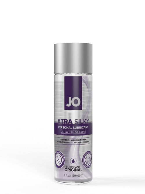 System JO introduce its Xtra Silky Long lasting Lubricant-PR