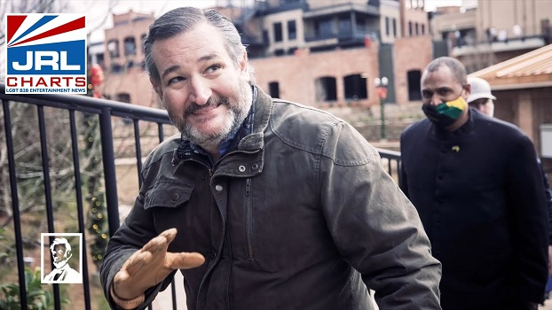 The Lincoln Project Video Mocking Ted Cruz Over Cancun Trip Goes Viral