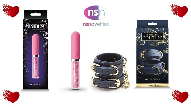 Valentine's Day Wouldn't be complete with NS Novelties Hot Picks