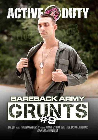 bareback-army-grunts-#9-DVD-active-duty-gammae