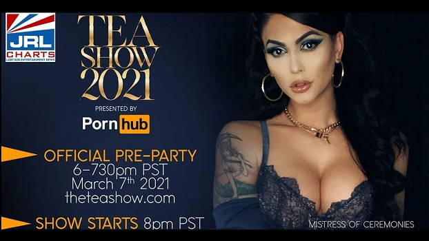 2021 TEA Awards Scheduled to Air Sunday on Pornhub-2021-03-03-jrl-charts-Transgender-News