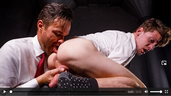 A Skin to Skin Confession Official gay-porn-trailer-Missioanry Boys-SayUncle