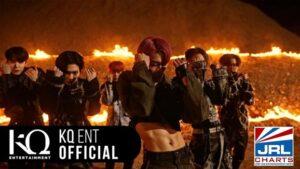 ATEEZ-Fireworks (I'm the One) MV-KQ-Entertainment-2021-03-02-JRL-CHARTS-Kpop